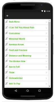 Converge - Music and Lyrics apk screenshot