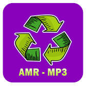 Super Converter : AMR To MP3 icon