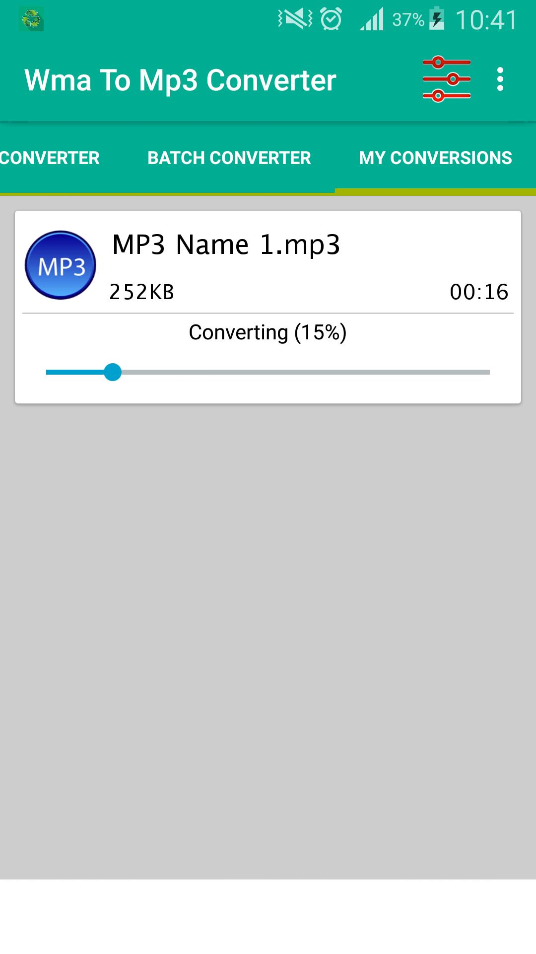 Super Converter Wma To Mp3 For Android Apk Download