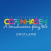 Oriflame Gold 2016 Copenhagen icon