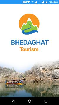 Bhedaghat Tourism poster