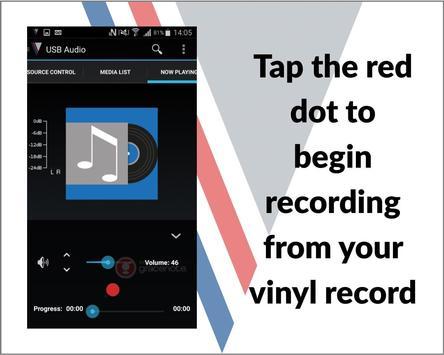 Vinyl Recorder by Convert Technologies poster