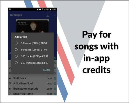 CD Ripper screenshot 2