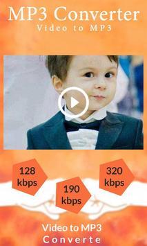 MP3 Converter : Video to MP3 screenshot 1