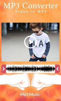 MP3 Converter : Video to MP3 screenshot 3