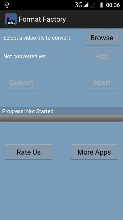Format Factory for Android for Android - APK Download