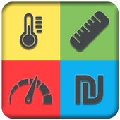 Unit converter-Unit Conversion icon