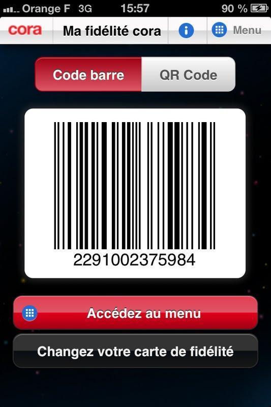 Carte Cora Pro.Ma Fidelite Cora For Android Apk Download