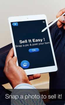 TapNSell - Selling Made Easy! apk screenshot