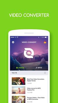 Video Converter To MP3 With Convert Video To MP3 apk screenshot
