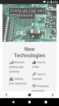 Liberty Parker Guidance System screenshot 3