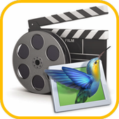 Photo to Video Converter with Effect 2018 icon