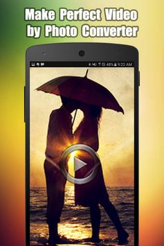 Photo to Video Converter with Effect 2018 screenshot 1