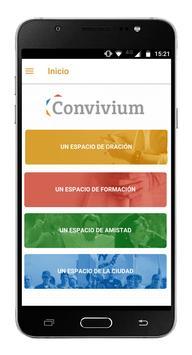 Convivium poster