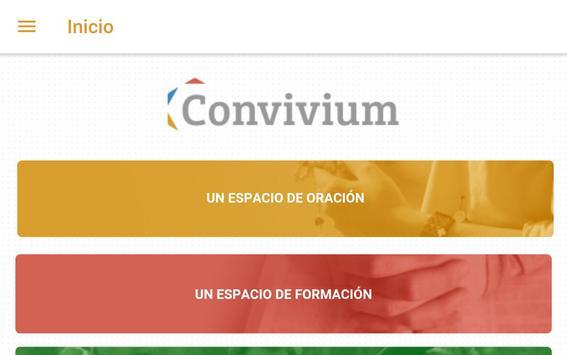 Convivium screenshot 1