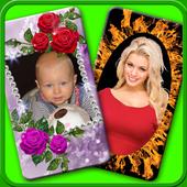 Animated photo frames. icon