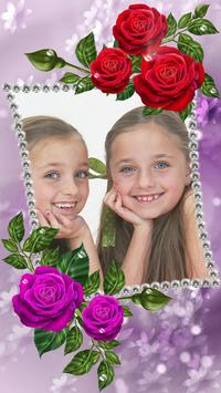 Animated photo frames. poster