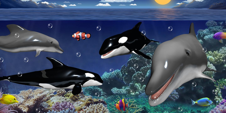 Les Dauphins Et Les Orques Pour Android Telechargez L Apk