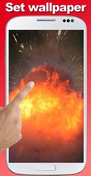 Explosion screen simulator prank screenshot 2