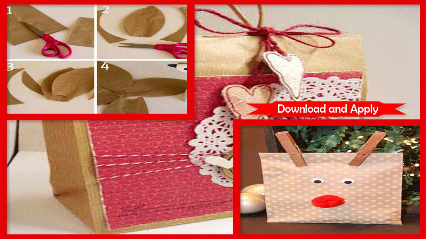 Brown Paper Bag Decoration Ideas For Android Apk Download