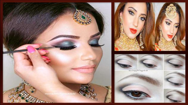 3D Bridal Makeup Tutorial screenshot 1
