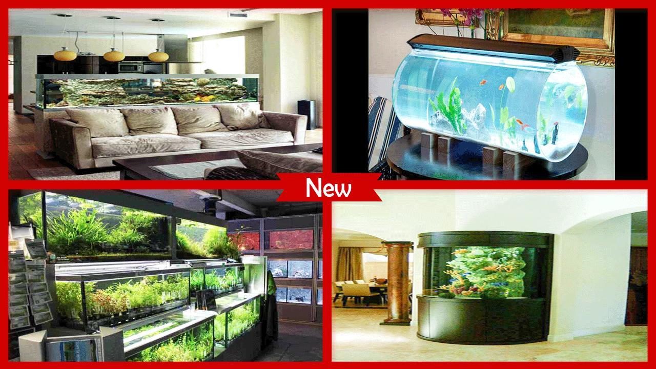 Creative Aquarium Designs For Home For Android Apk Download