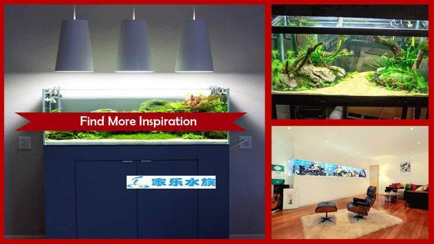 Creative Aquarium Designs For Home screenshot 1