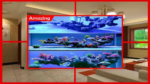 Creative Aquarium Designs For Home screenshot 4