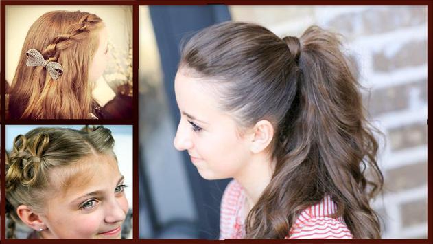 Cute Girl HairStyles screenshot 4