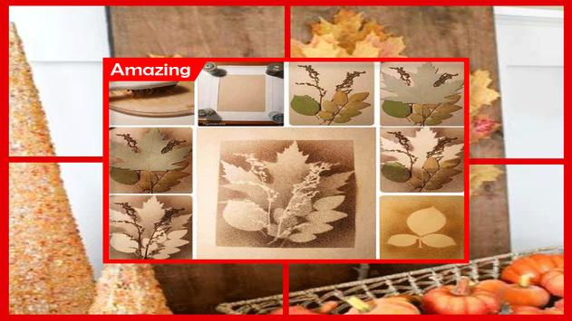 leaf craft ideas screenshot 4