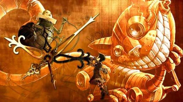 Steampunk HD and Live Wallpaper apk screenshot