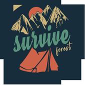 Выживание в лесу icon