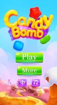 Bomba de caramelo captura de pantalla de la apk