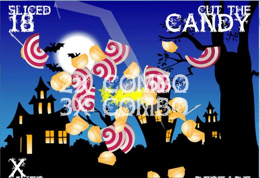 Halloween Candy Catch poster