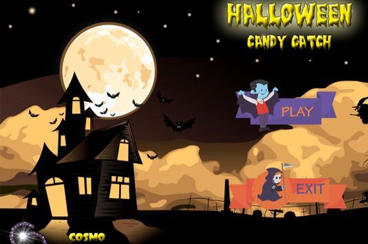 Halloween Candy Catch screenshot 1