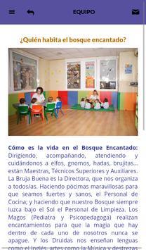 Escuela Bosque Encantado apk screenshot