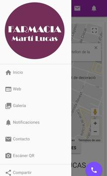 Farmacia Martí Lucas apk screenshot