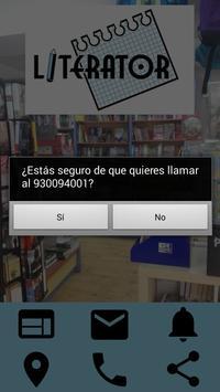 Literator apk screenshot