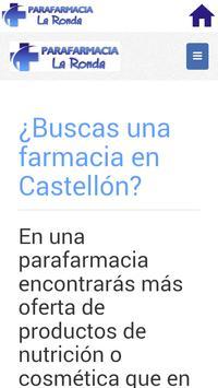 Parafarmacia La Ronda screenshot 2
