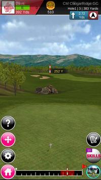 Cosmos Golf Game apk screenshot