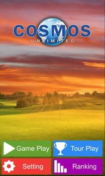 Cosmos Golf Game poster