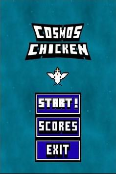 Cosmos Chicken poster