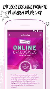 essence beauty app poster