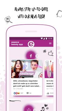 essence beauty app apk screenshot