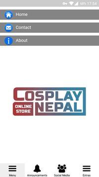 Cosplay Nepal apk screenshot