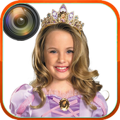 Princess Cosplay Camera icon