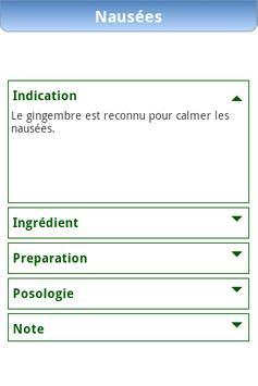Remèdes Mémé screenshot 5