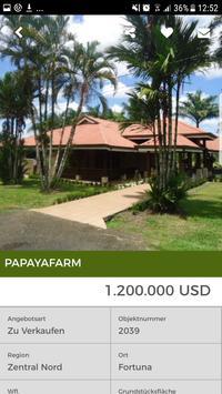 Costa Rica Immobilien / Häuser screenshot 2