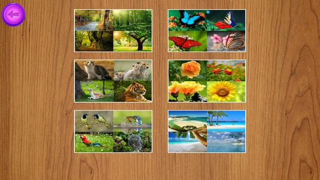 Toddler Jigsaw Puzzle screenshot 1