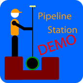 Pipeline Stationing Demo icon